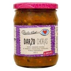 """BEATOS VIRTUVĖ pomidorų padažas """"Daržo choras"""", 490g"""