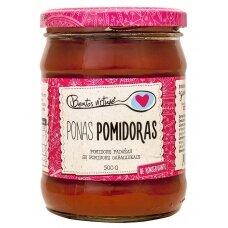 """BEATOS VIRTUVĖ pomidorų padažas """"Ponas pomidoras"""", 500g"""