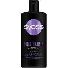 SYOSS Full hair 5D šampūnas, 440ml