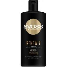 SYOSS Renew 7 šampūnas, 440ml