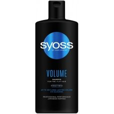 SYOSS Volume šampūnas, 440ml