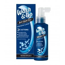 WASH&GO ANTI HAIR LOSS losjonas, 100ml